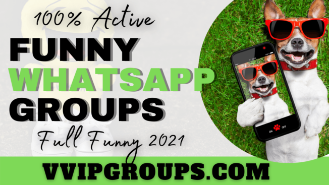 Funny Whatsapp Groups Link
