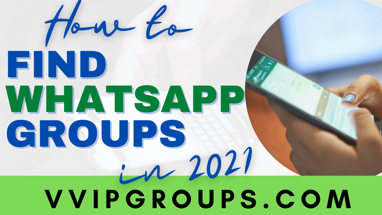 how to find whatsapp group